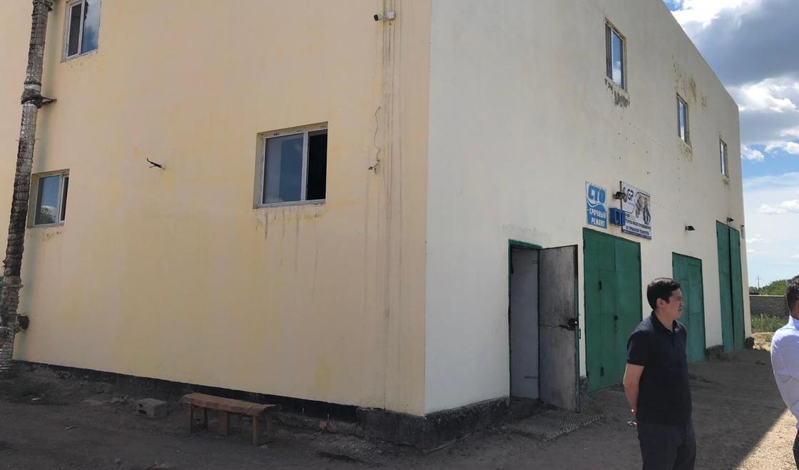 «Похоже на сарай»: в акимате ответили на возмущения Биртанова о жилье для врачей