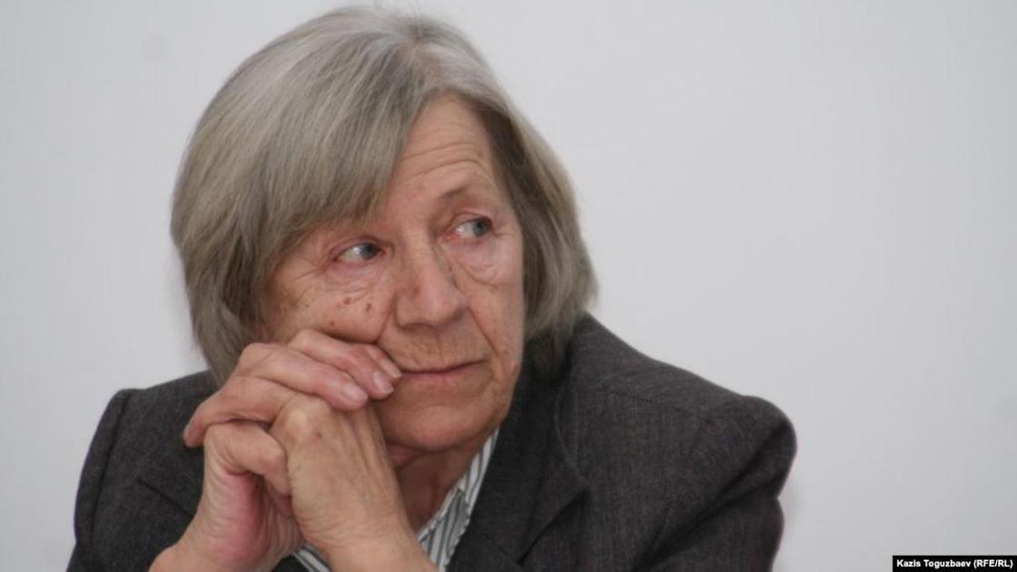 Умерла одна из основательниц правозащитного движения Казахстана