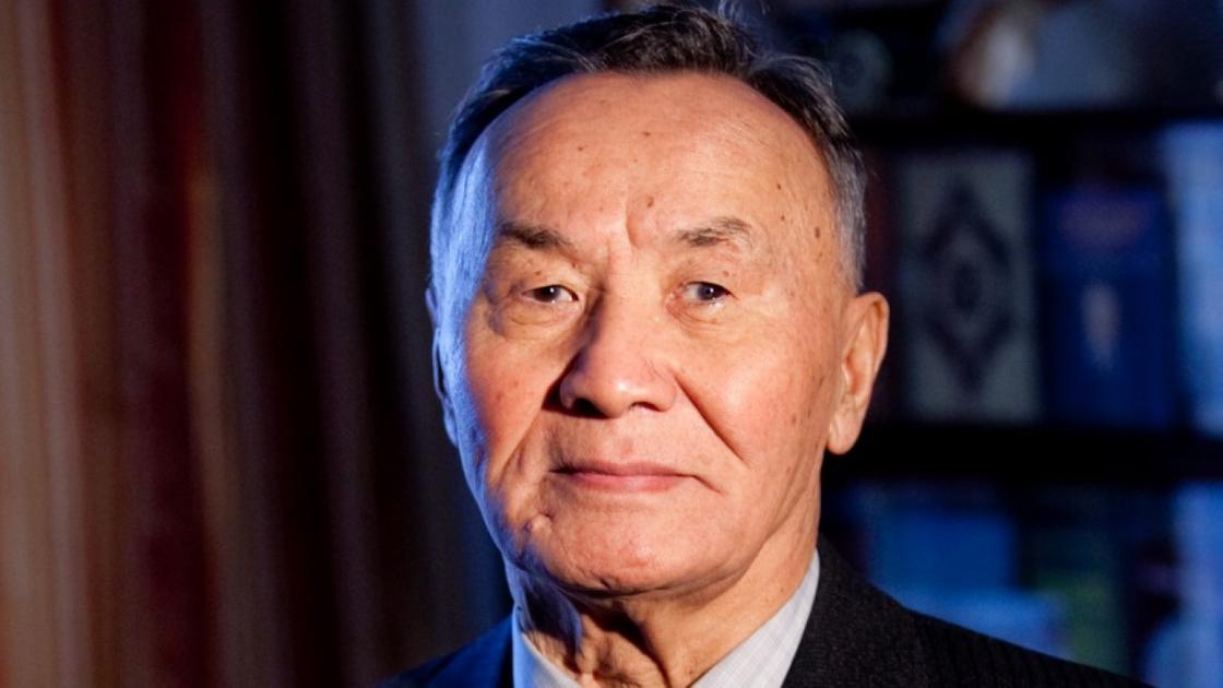 Умер Избасар Балтагулов