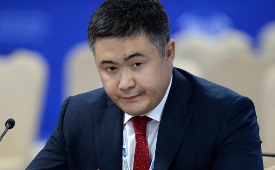 Тимур Сүлейменов. Фото: mail.kz