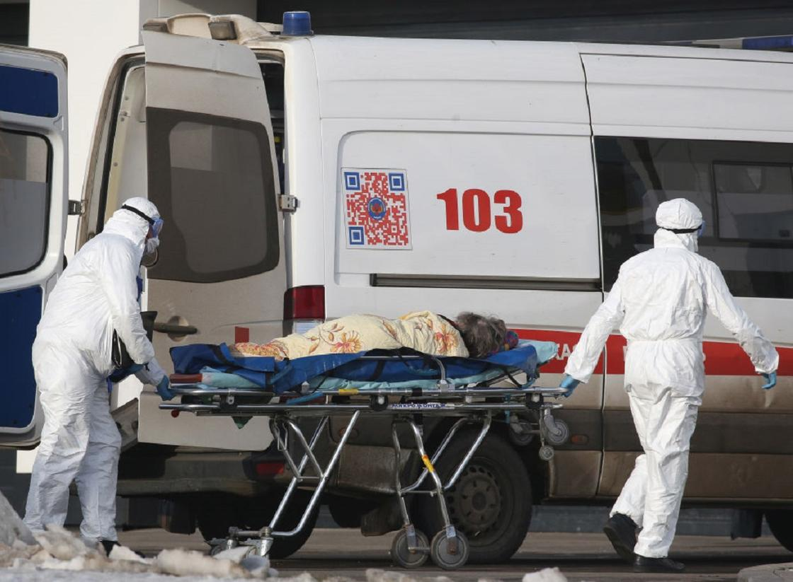 15-й человек скончался от коронавируса в Казахстане