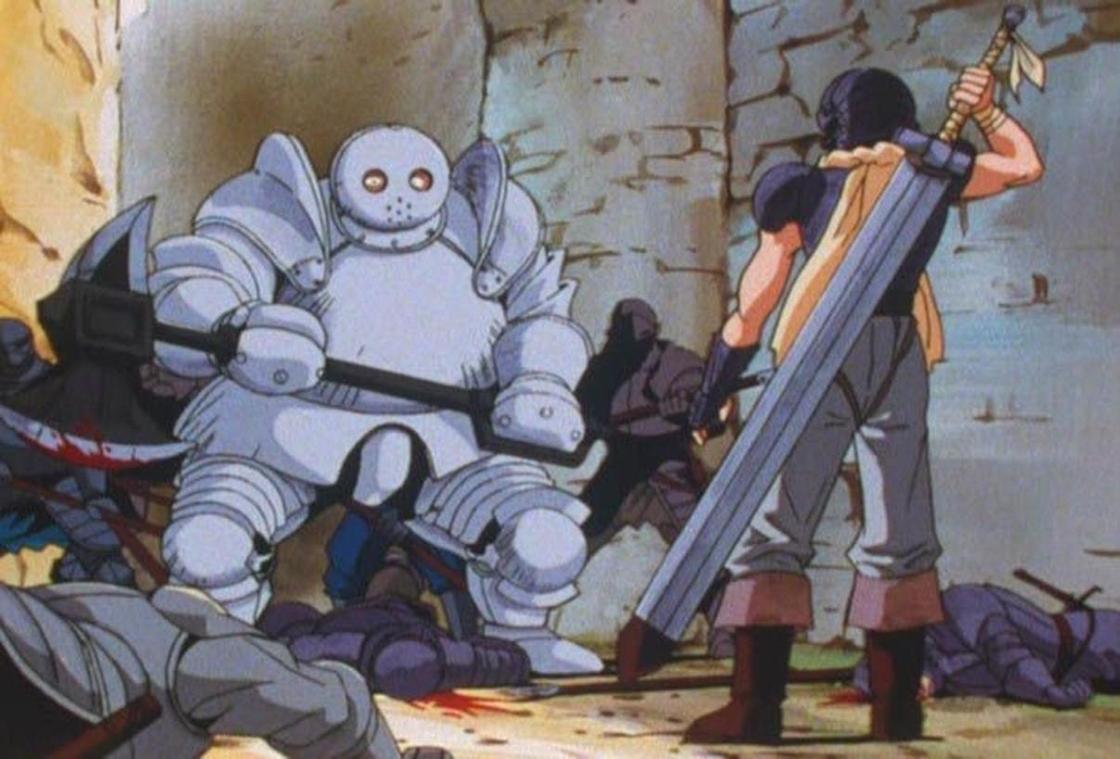 Жанры аниме и примеры