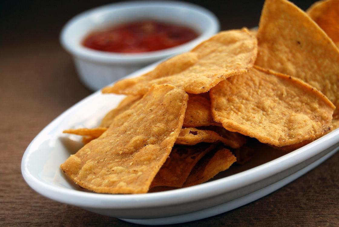 Тортилья чипсы
