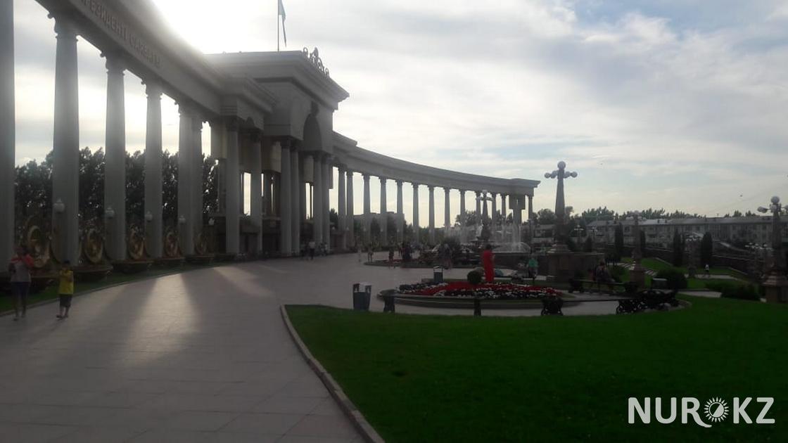 Погода в Алматы на 5 октября