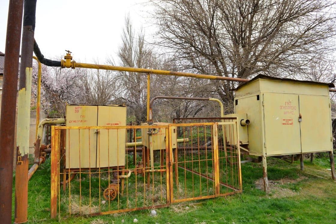 Отравление школьников в Шымкенте прокомментировали в «КазТрансГаз Аймак»