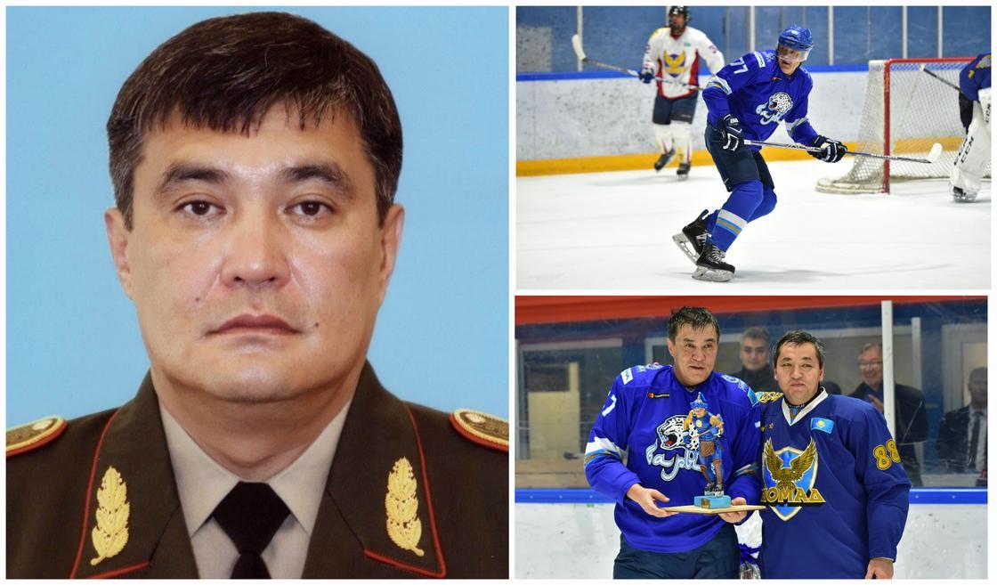Отвечал за безопасность Назарбаева: что известно о новом начальнике Службы госохраны Ануаре Садыкулове