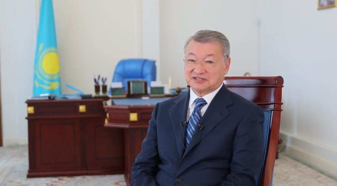 Даниал Ахметов рассказал в интервью о Первом Президенте страны Нурсултане Назарбаеве