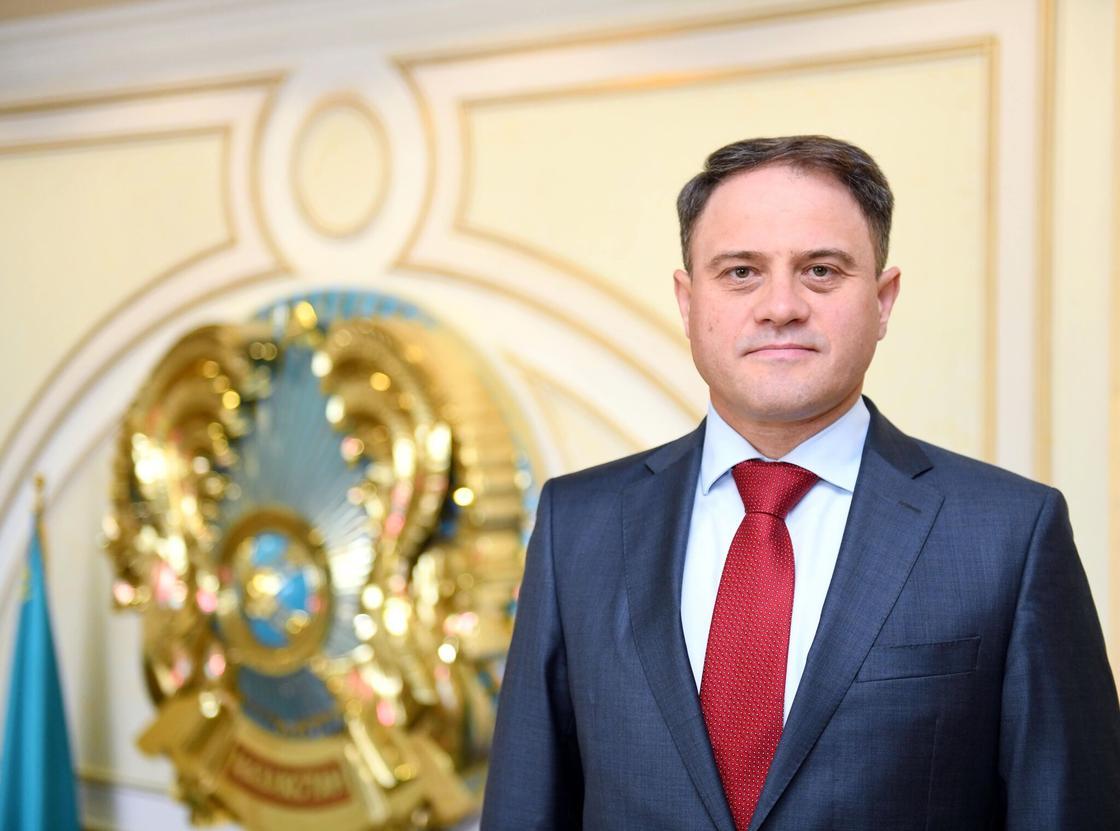 Замглавы МИД Роман Василенко назначен послом