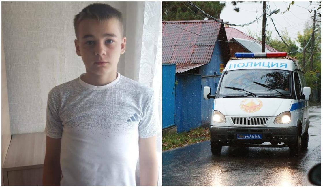 Полиция Рудного ищет пропавшего в 12-й раз мальчика