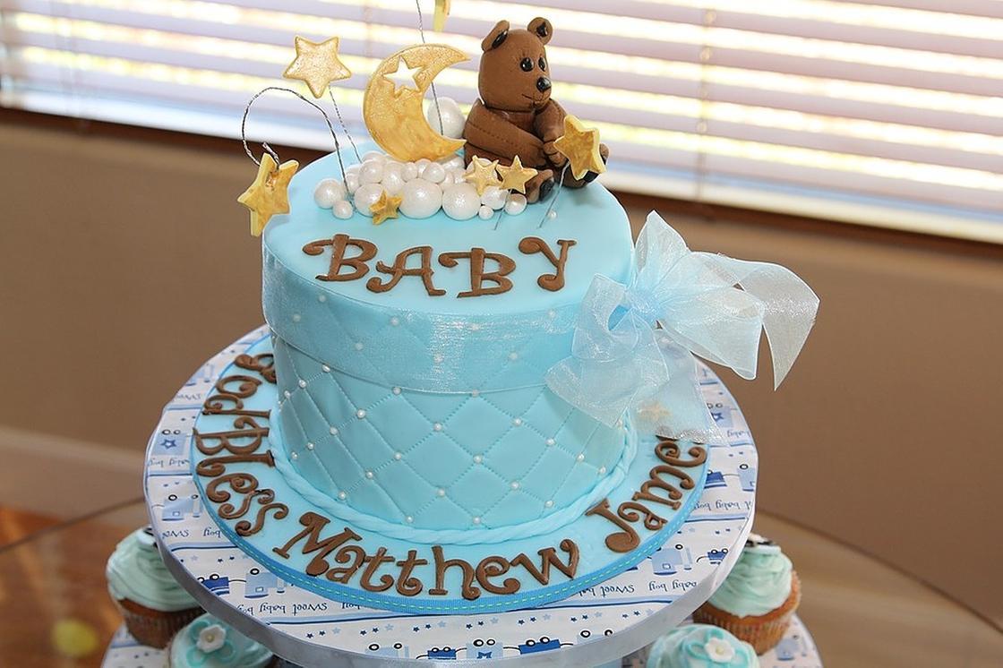 Поздравления с рождением сына: 5 лет