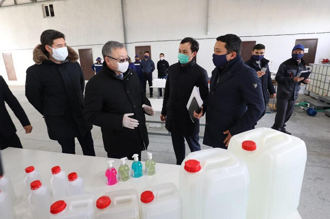 В рамках выполнения поручений Президента в Актюбинской области приняты антикризисные меры