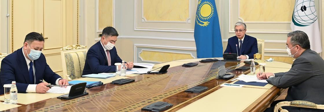 Президент Казахстана принял участие в Саммите ОИС по науке и технологиям