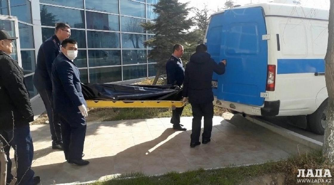 Иностранец умер в отеле в Актау