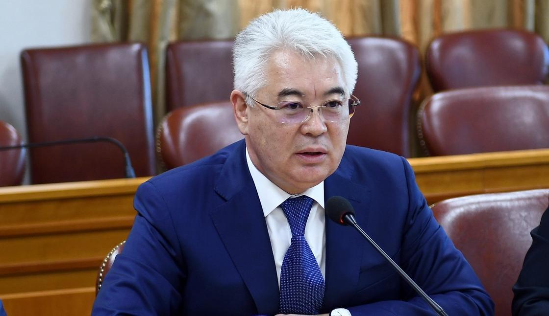 Бейбут Атамкулов возглавил министерство индустрии и инфраструктурного развития