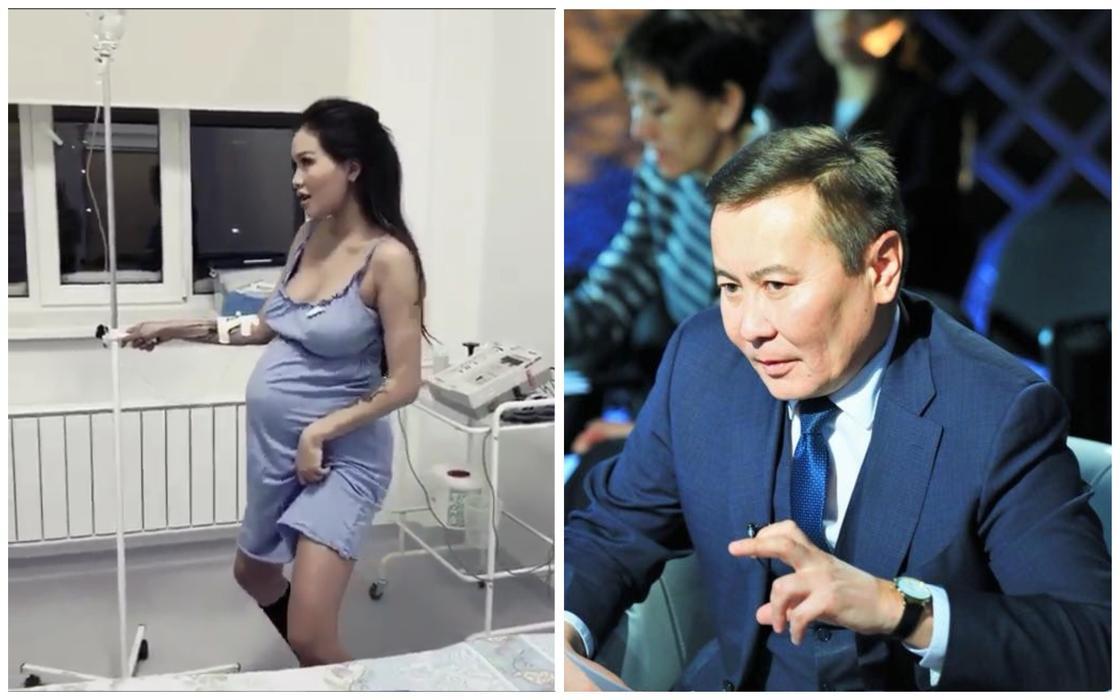 Политолог: После родов Байзаковой потребуется реконструкция имиджа