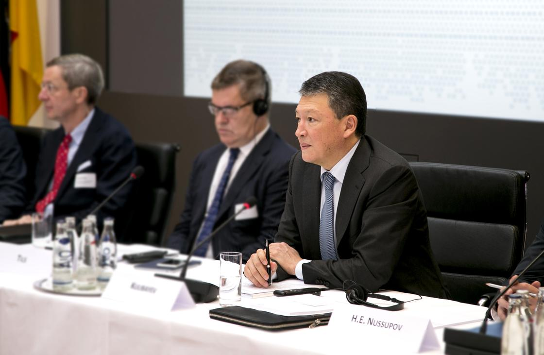Тимур Кулибаев: Казахстан перенимает опыт Германии по развитию несырьевого сектора