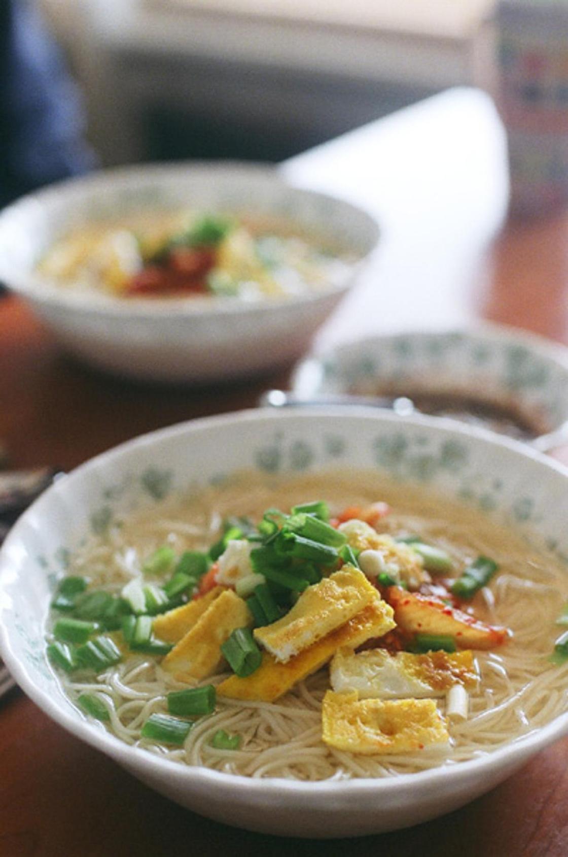 Корейская кухня: рецепты национальных блюд