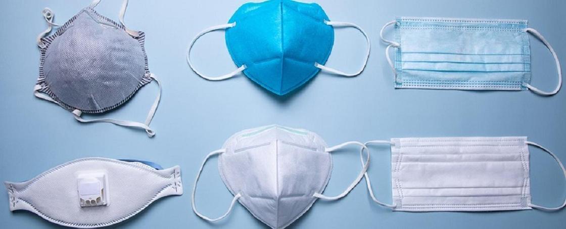 Ученые выяснили какие маски лучше защищают от CoVID-19