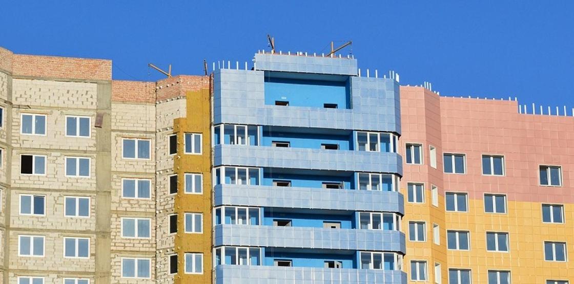 Цены на жилье увеличились в 13 регионах Казахстана