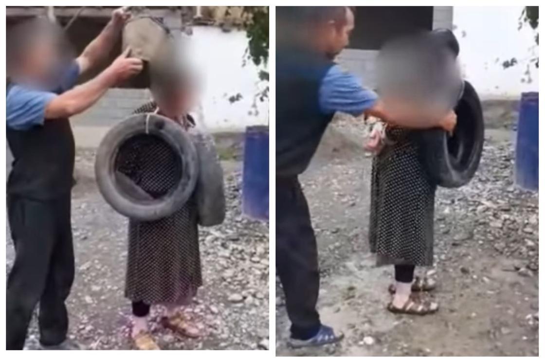 Әйелін қорлап, видеосын желіге салған қырғызстандық азамат қамауға алынды
