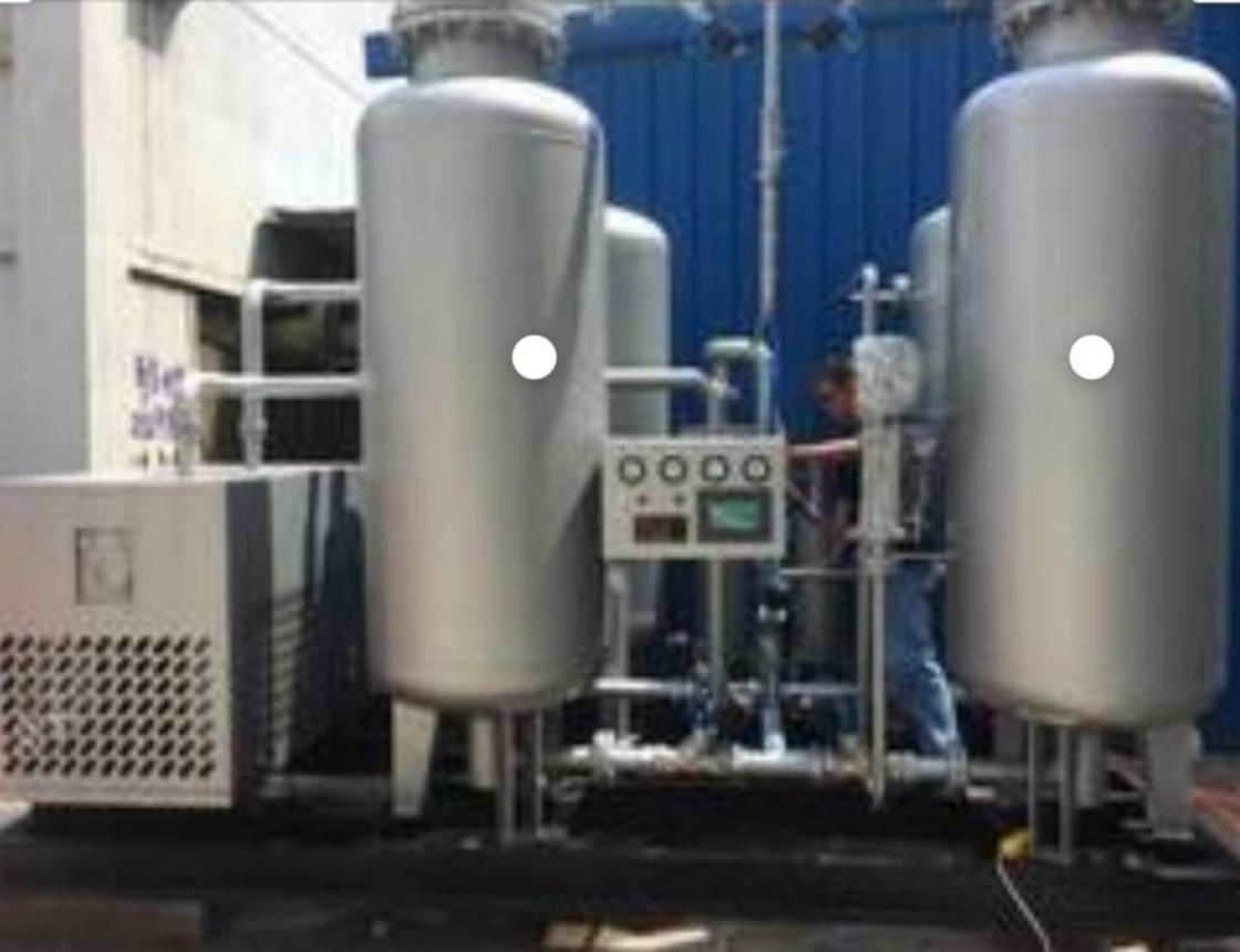 В двух больницах Акмолинской области установят кислородные станции