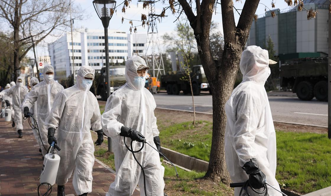 """""""Пандемия ұзаққа созылды"""": Надыров алматылықтардан көмек сұрады"""