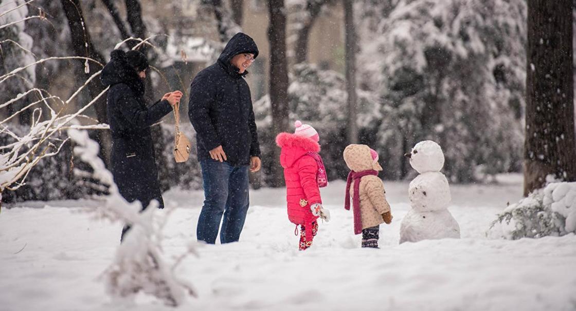 Погода на декабрь: морозы до 35 градусов обещают синоптики в Казахстане