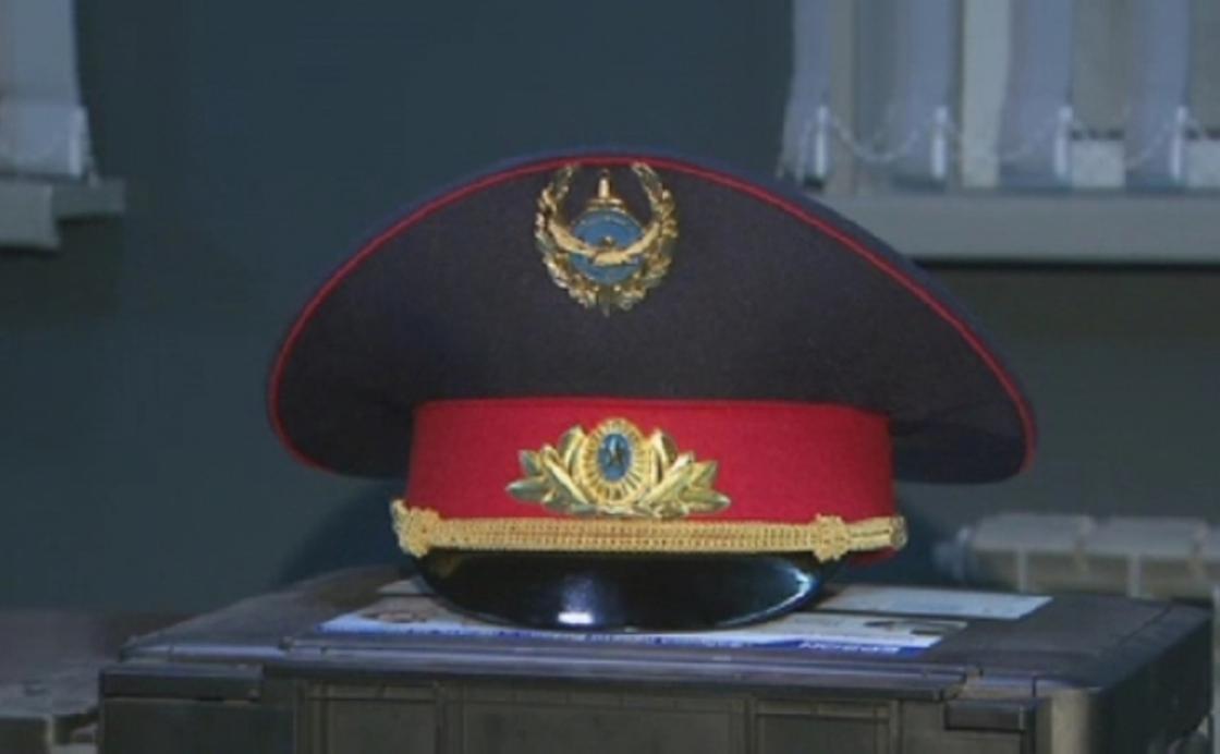 Ақтөбеде бұрын істі болған полицей жұмыс істеген
