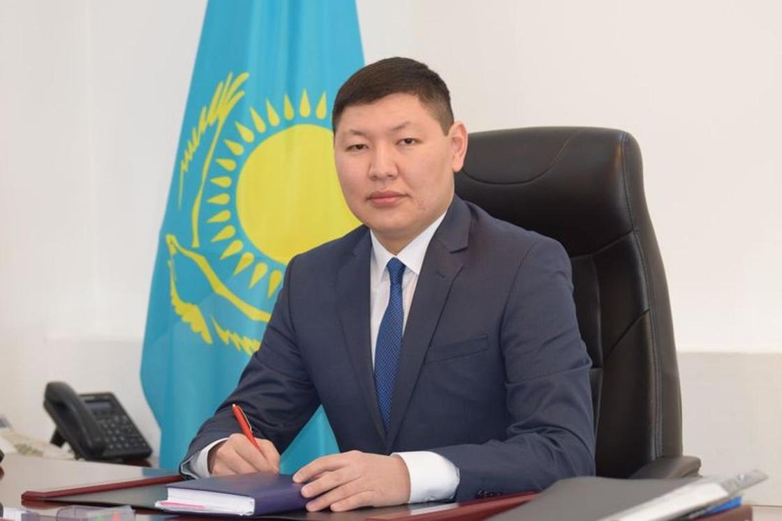 Бывший волонтер стал заместителем акима Атырау
