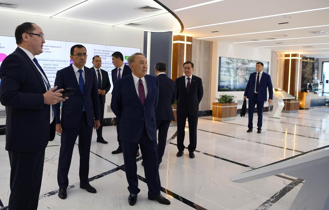 Қазақстандағы сайлау: Назарбаев «Nur Otan» партиясының атынан үміткер ұсынуды тапсырды