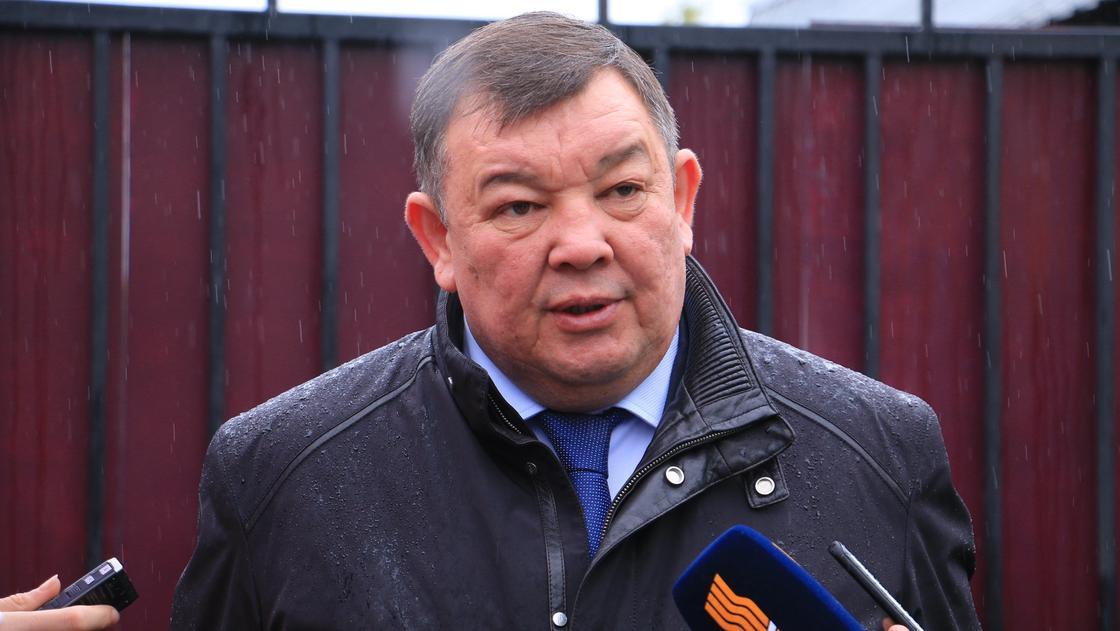 Бағдат Манзоров. Фото: bnews.kz