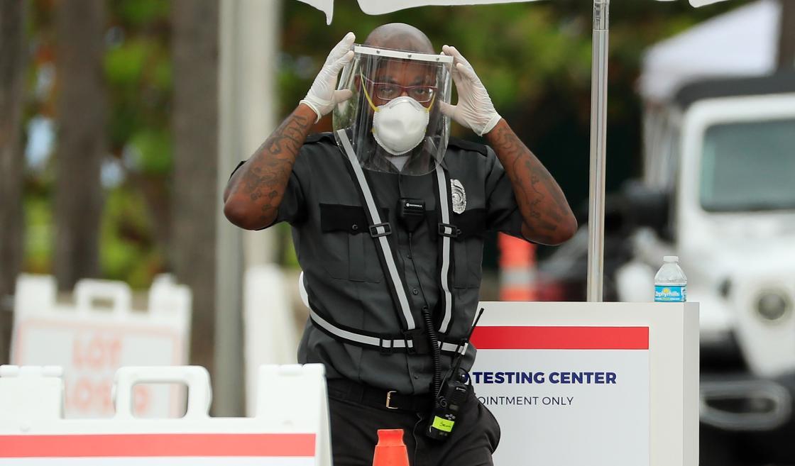 Более 300 тысяч человек заражены коронавирусом в США