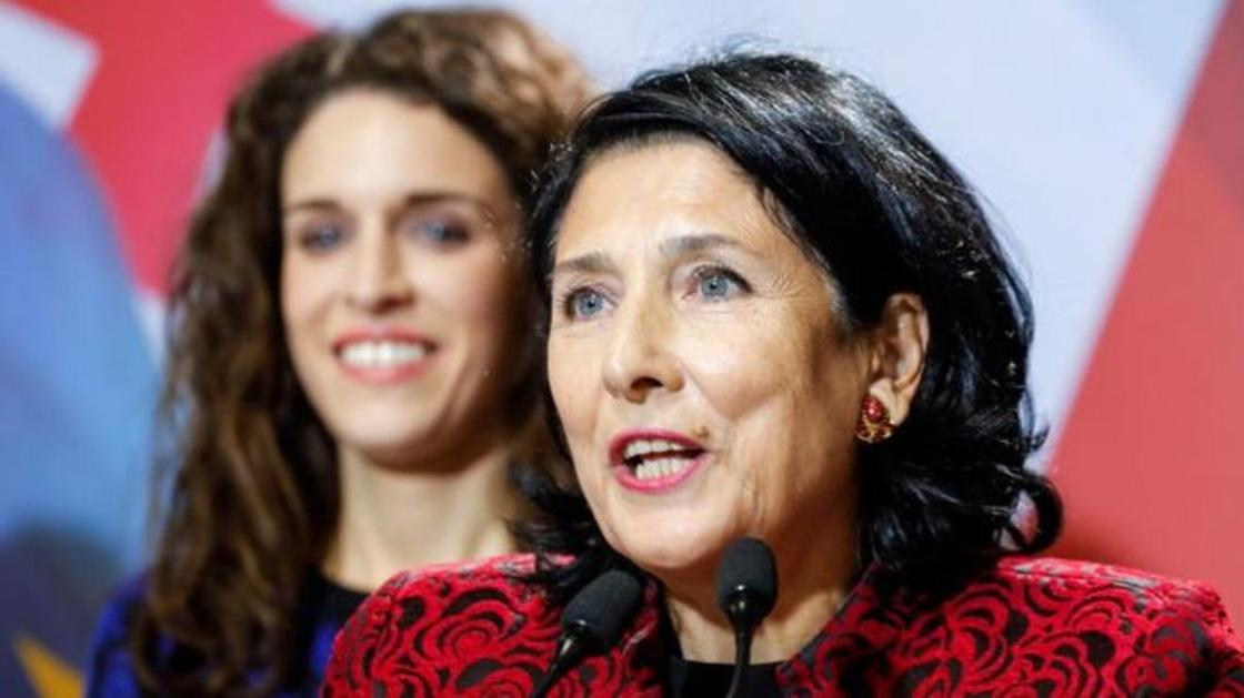 Саломе Зурабишвили: сейчас не время дружить с Россией