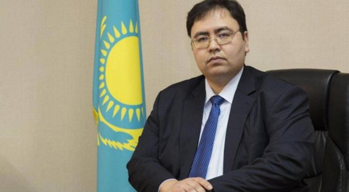 Арыстан Кабикенов освобожден от должности вице-министра индустрии и инфраструктурного развития