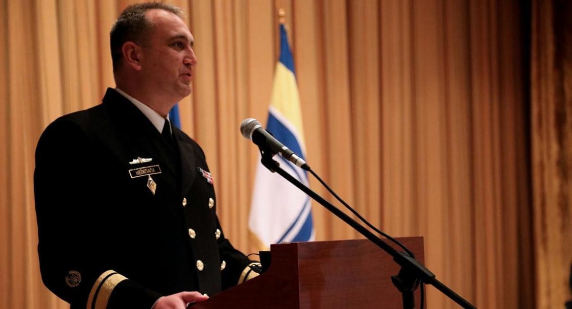 Новый командующий ВМС Украины заявил о подготовке к военной конфронтации с Россией