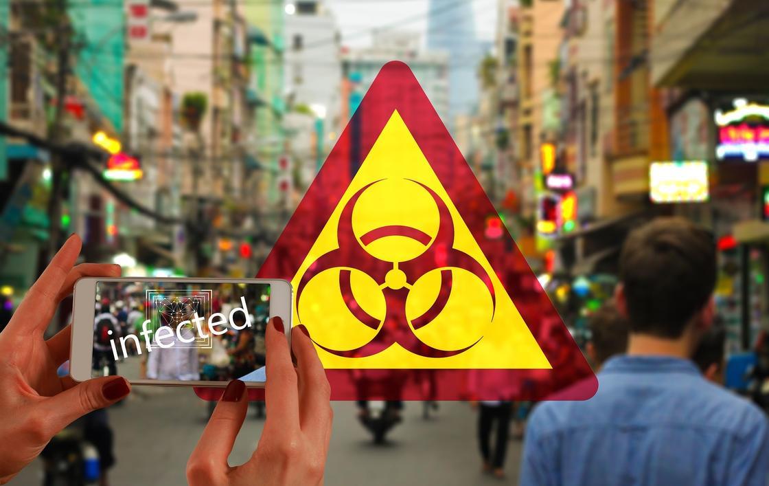 Главный санврач о коронавирусе: Идет внутреннее распространение инфекции