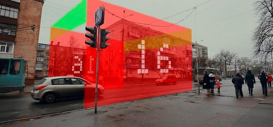 Лазерные пешеходные переходу могут появится в Алматы
