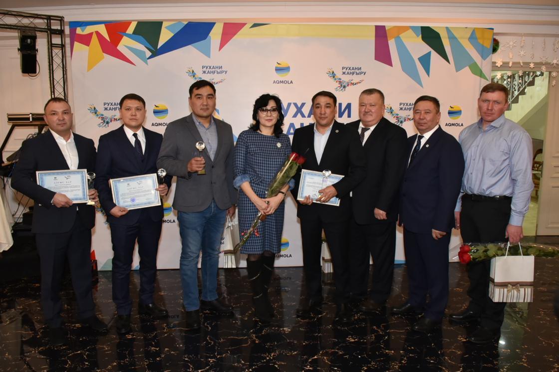 В Акмолинской области подвели итоги реализации программы «Рухани Жангыру»