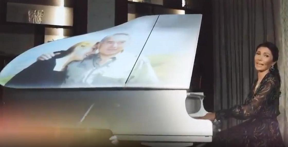 """""""С любовью от младшей дочери"""": Алия Назарбаева сняла клип в честь юбилея Елбасы"""