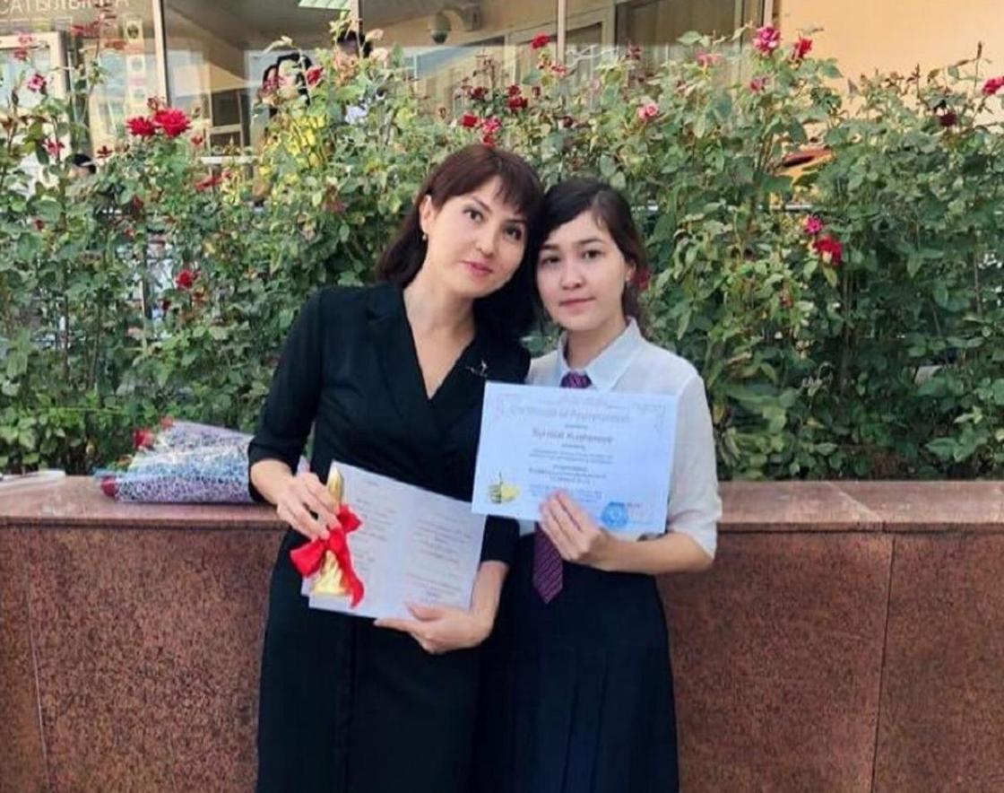 Шымкент оқушысы 20 шетелдік университетке шақырту алған