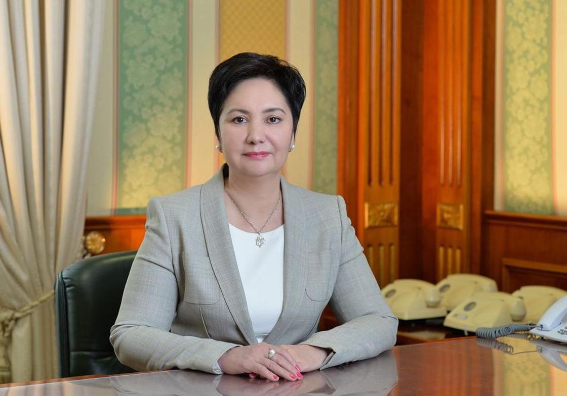 Гүлшара Әбдіқалықова. Фото: abai.kz