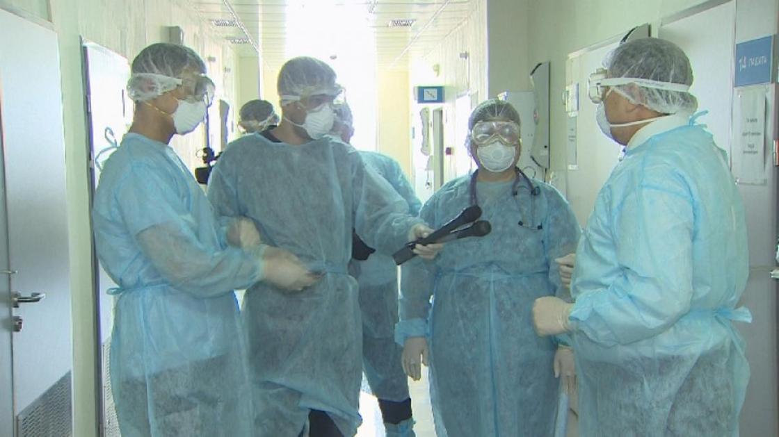 Медики о надбавках: Думали, что получим, когда все закончится
