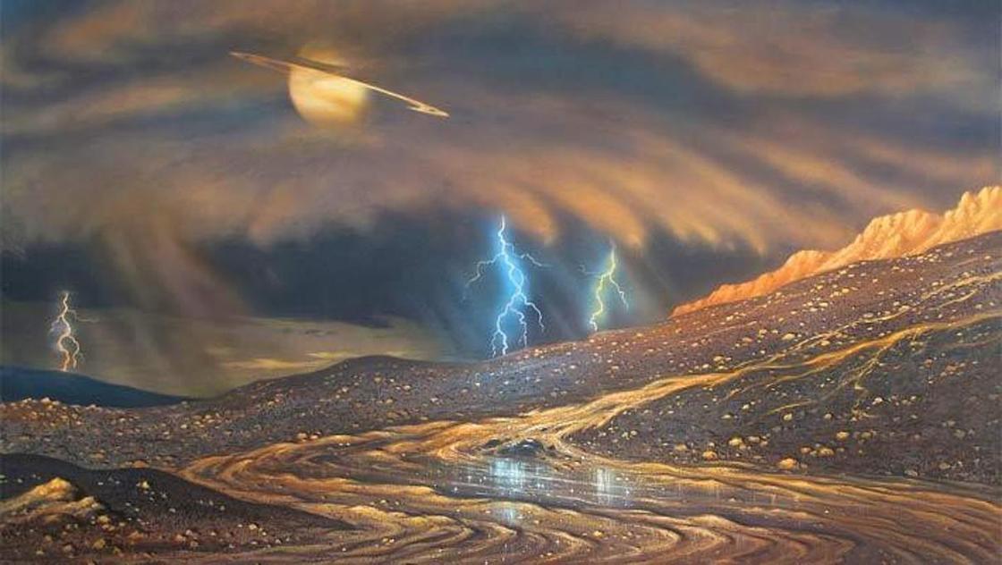 Человечеству предложили переселиться на Титан