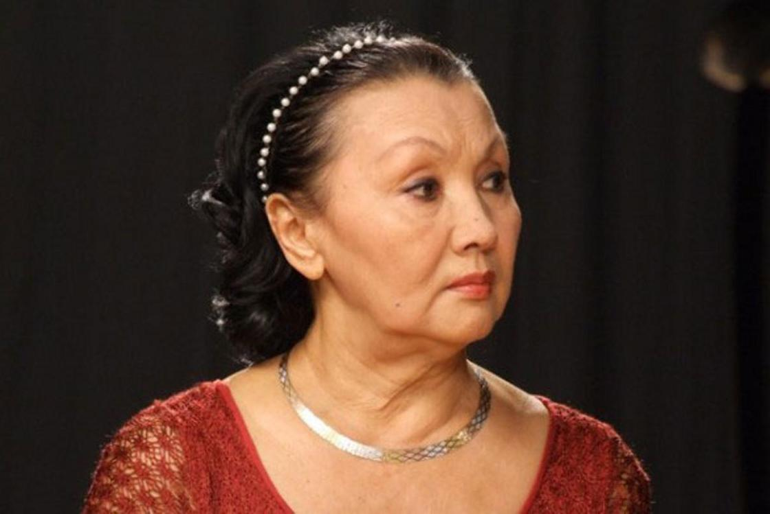 Раиса Мұхамедиярова. Фото: kino-teatr.ru