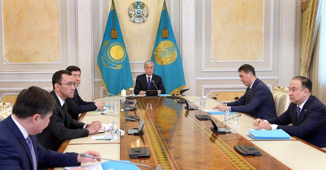 Токаев: Работу по разработке реформ надо начать уже сейчас