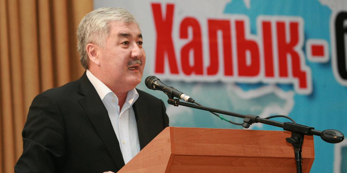 Амиржан Косанов: После выборов попал в больницу