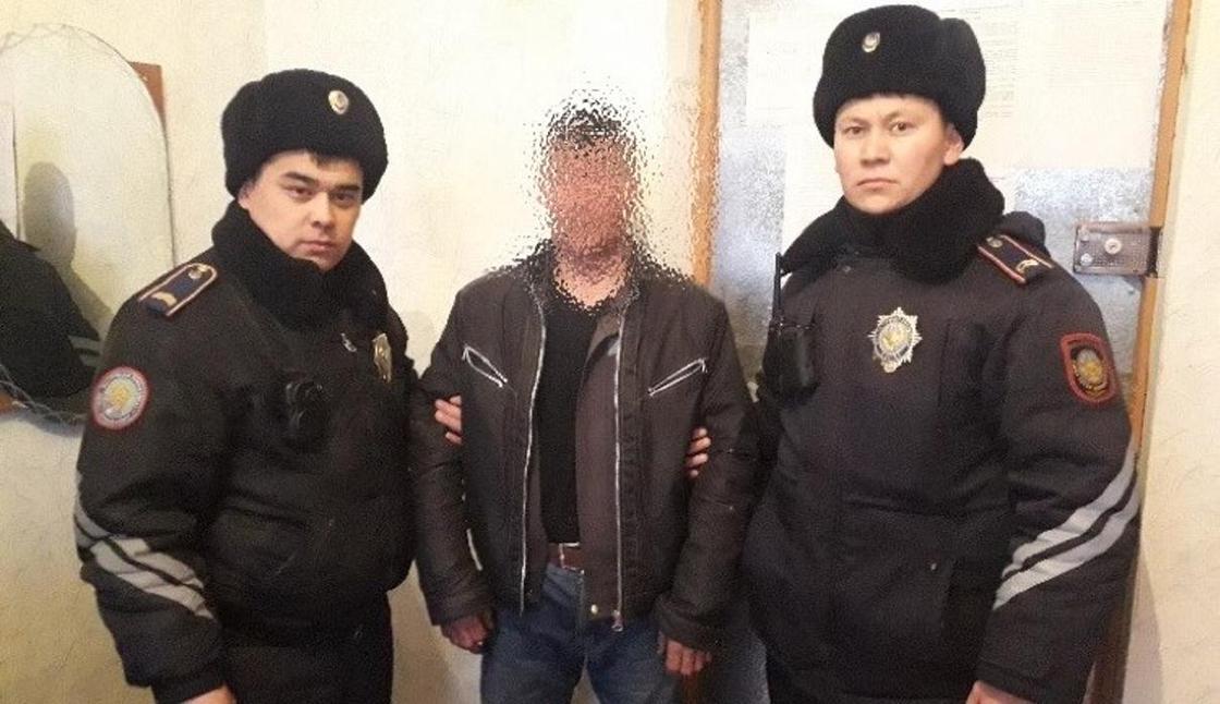Избил охранника и забрал самовар грабитель в Костанайской области