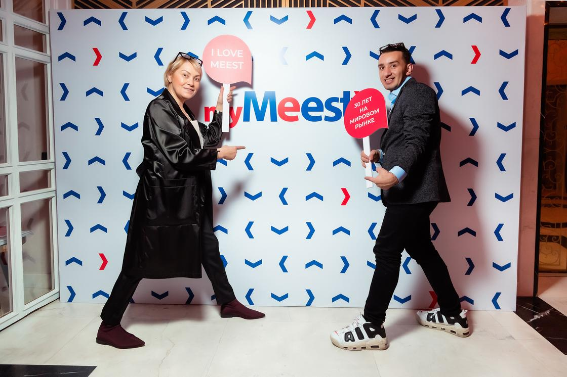 Удобный шопинг по-новому! Презентация в Казахстане удобного сервиса онлайн-доставки покупок myMeest (mymeest.kz)