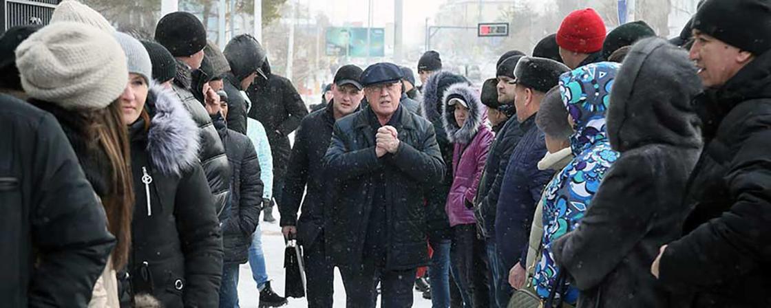 Один из богатейших бизнесменов Казахстана озвучил суду в Костанае свое последнее слово (фото)