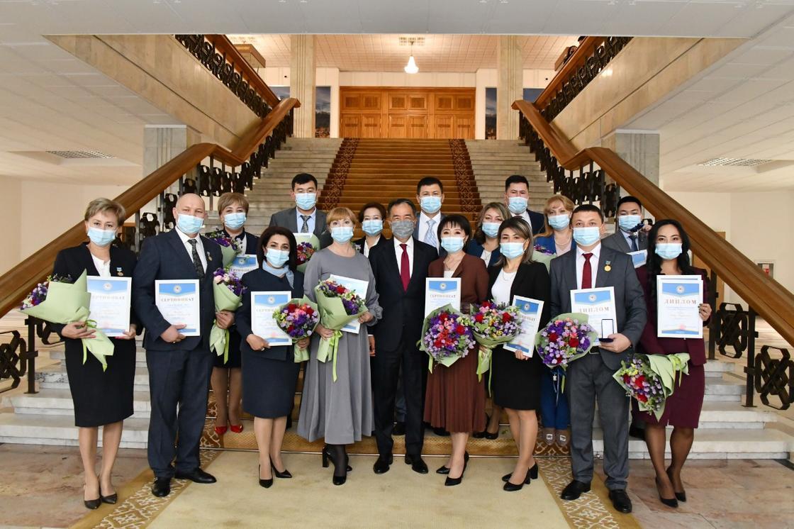 """Конкурс """"Учитель года Алматы"""""""